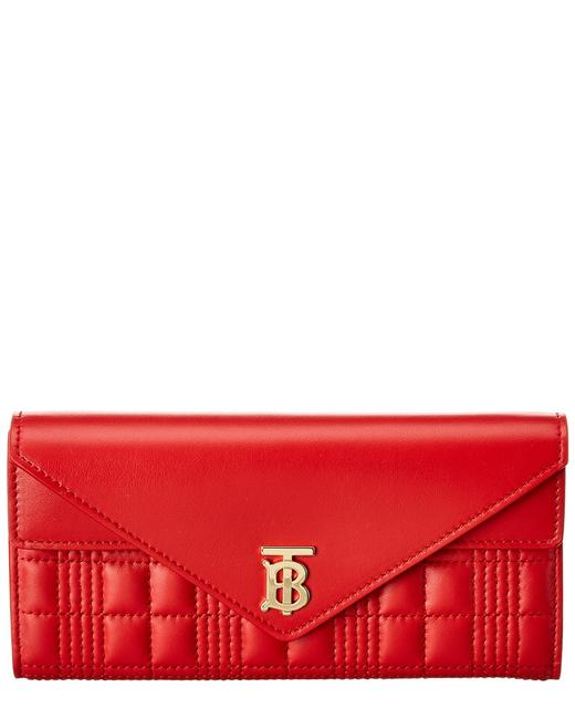 Item - Monogram Quilted Leather Continental Wallet 8023341 Accessory