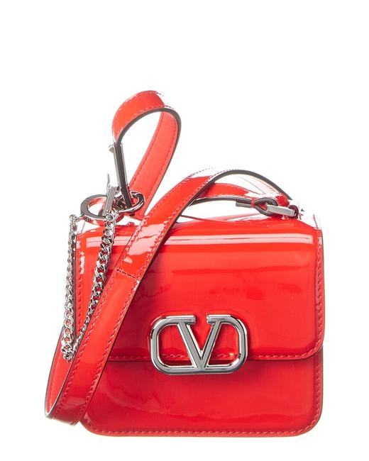 Item - Vsling Micro Patent Uw2b0g44 Zee 23z Cross Body Bag
