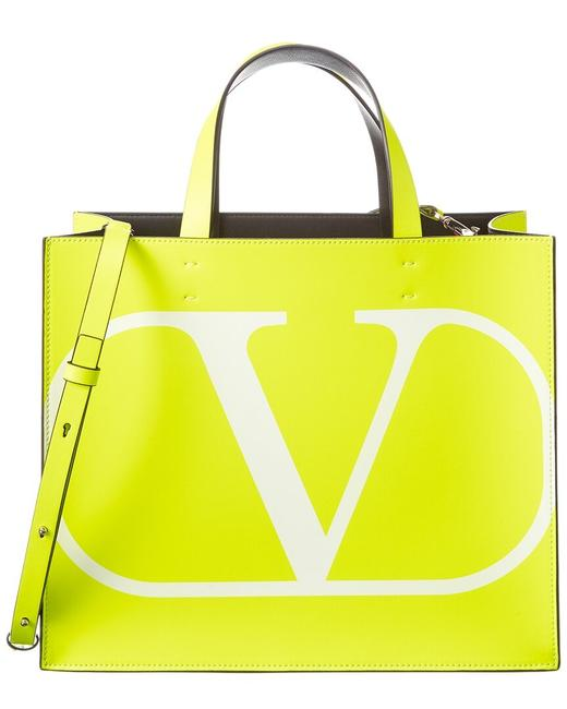 Item - Vlogo Small Leather Tw0b0g70 Bxt 24z Tote