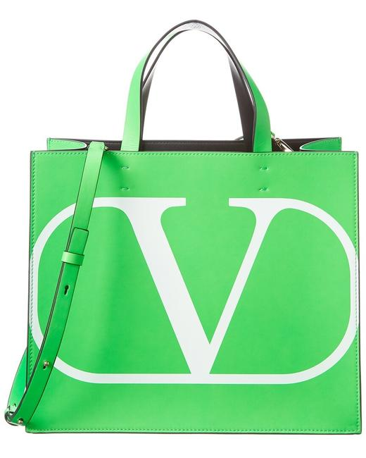 Item - Vlogo Small Leather Tw0b0g70 Bxt 25g Tote