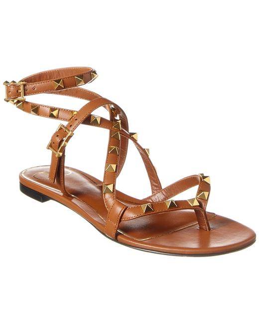 Item - Ankle Wrap Leather Tw0s0x47 Hyh Hg5 Sandals