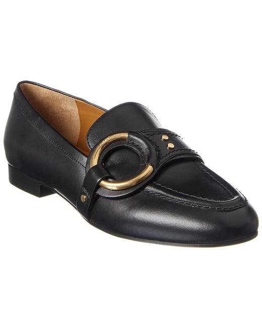 Chloé Demi Buckle Leather Chc20a35 891 001 Loafers Chloé Demi Buckle Leather Chc20a35 891 001 Loafers Image 1