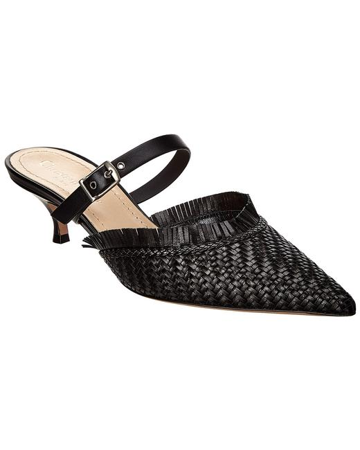 Item - Teddy-d Leather Kcq298 Wlb S900 Mules/Slides