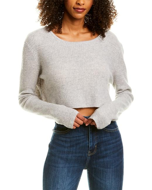 Item - Riley Cropped Cashmere Riley1807 Sweater/Pullover