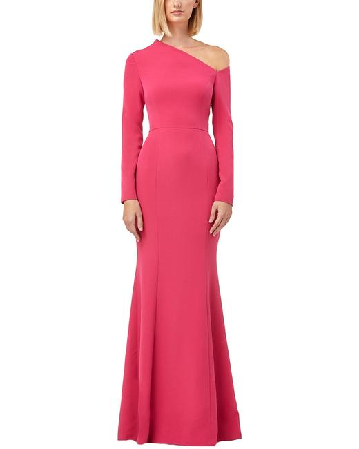 Item - Solid Gown 5511063 Formal Dress