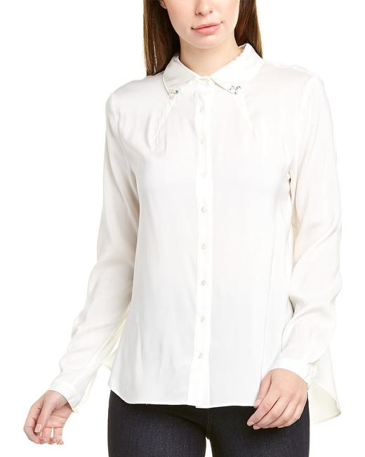 Item - Boyfriend Silk-blend Ct18217 Blouse