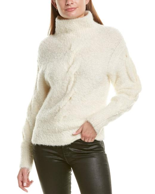 Item - Turtleneck Mohair Wool-blend I1211707 Sweater/Pullover