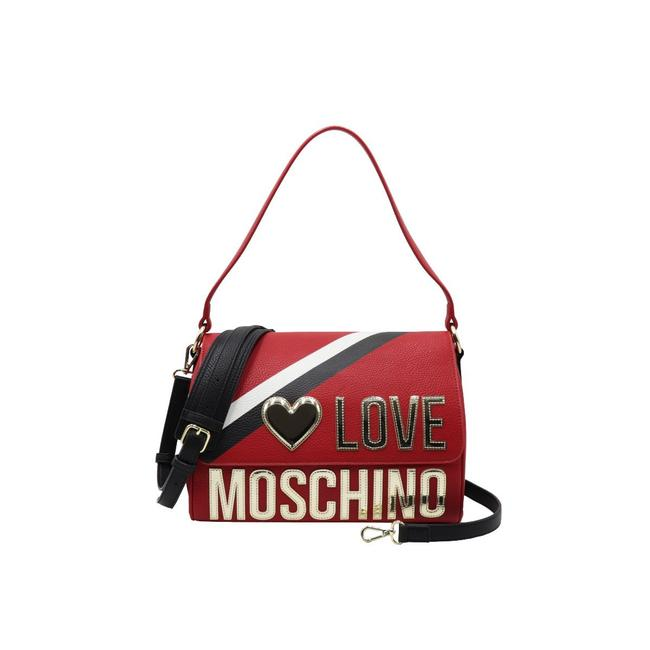 Item - Shoulder Bag Red Handbag Tote