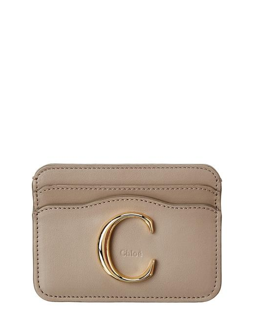 Item - Signature Leather Card Holder Chc19up085 A37 23w Wallet