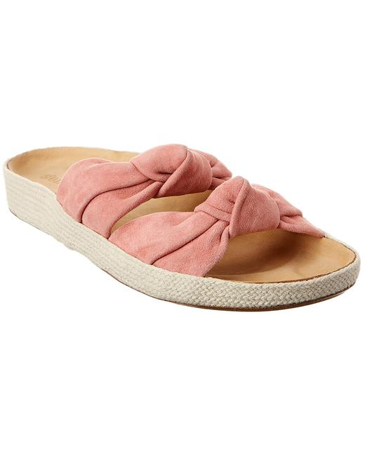 Item - Knotted Summer Suede 1000488-693 Sandals