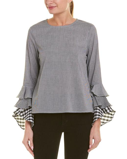 Item - Tiered Top Km109t Blouse