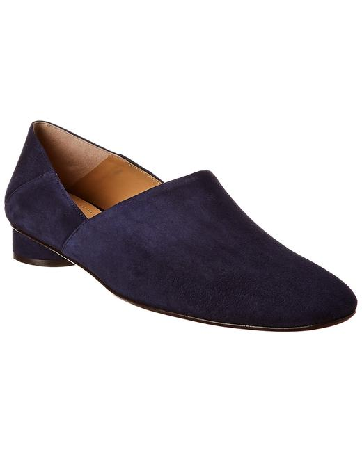 The Row Noelle Suede F1000l25 Loafers 13135737160007 Image 1