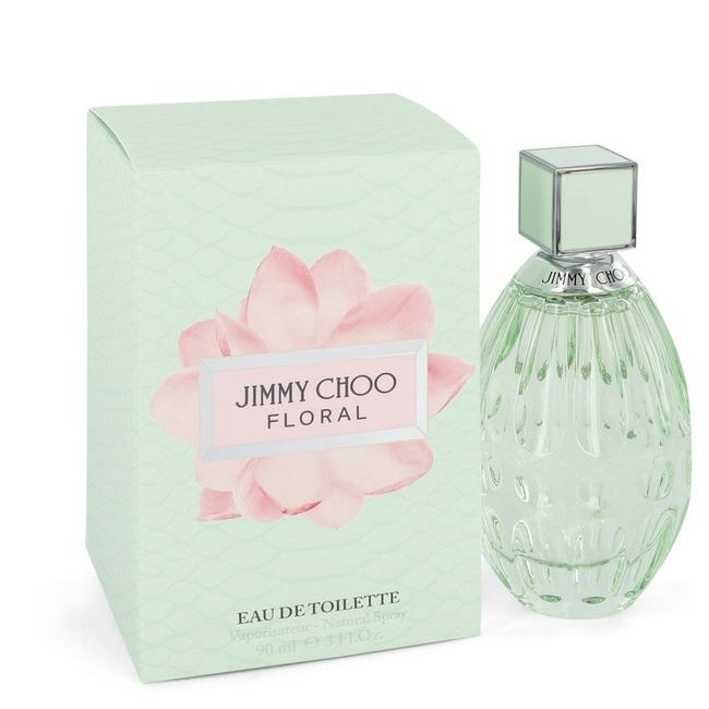 Jimmy Choo Floral Eau De Toilette Spray By 90 Ml Fragrance Jimmy Choo Floral Eau De Toilette Spray By 90 Ml Fragrance Image 1