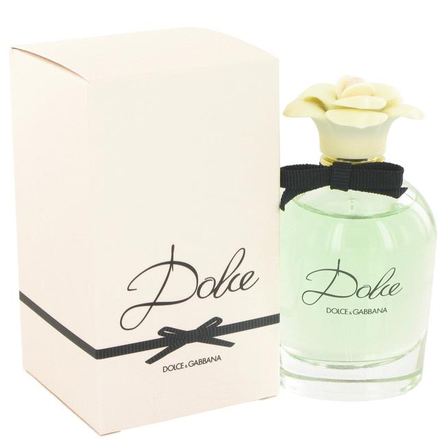 Item - Dolce Eau De Parfum Spray By Dolce & Gabbana 75 Ml Fragrance