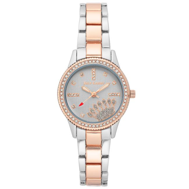 Juicy Couture Jc/1110svrt Women Rose Gold Watch Juicy Couture Jc/1110svrt Women Rose Gold Watch Image 1