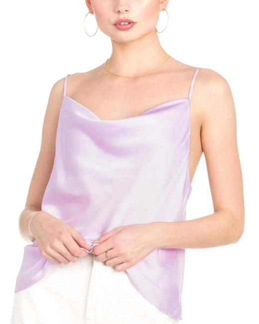 Item - Sleeveless Square Neck Top At0227 Blouse