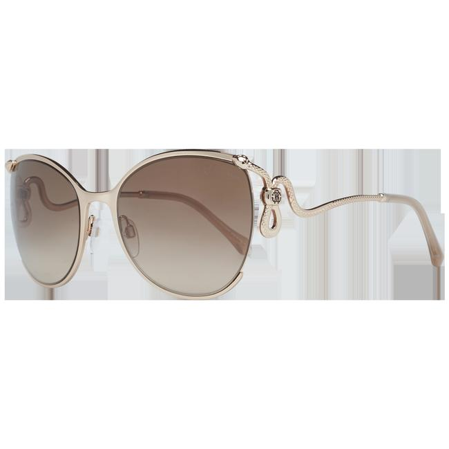 Item - Rc1025 28g 59 Women Gold Sunglasses
