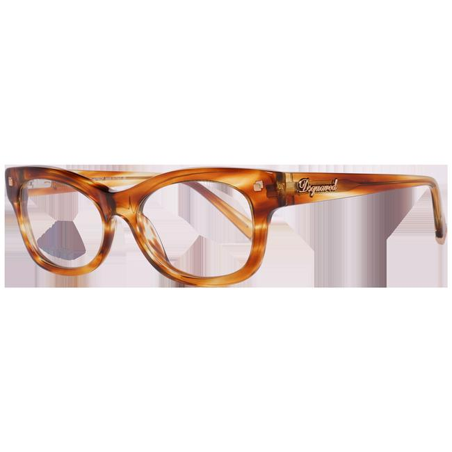 Item - Optical Frame Dq5085 047 52 Women Brown Accessory