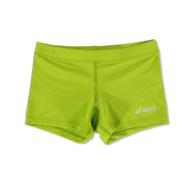 Item - New Green Highlight Women's Size Small S Active Low Cut Shorts