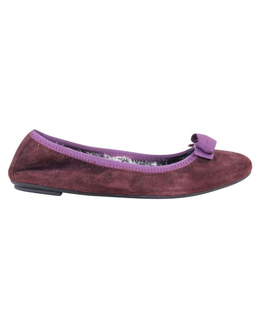 Item - Suede Vara -pre Owned Condition Excellent Flats