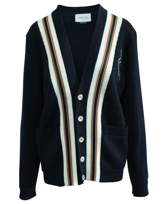 Item - Knitted -pre Owned Condition Excellent S Cardigan