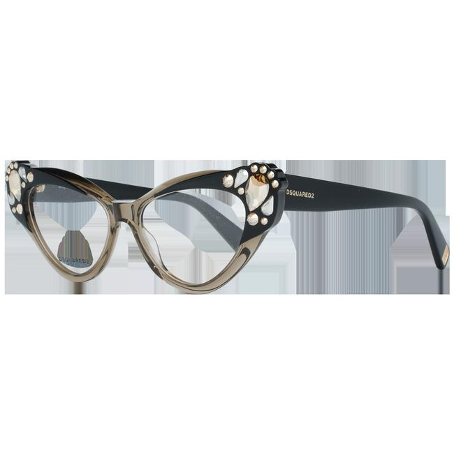 Item - Optical Frame Dq5290 059 53 Women Brown Accessory