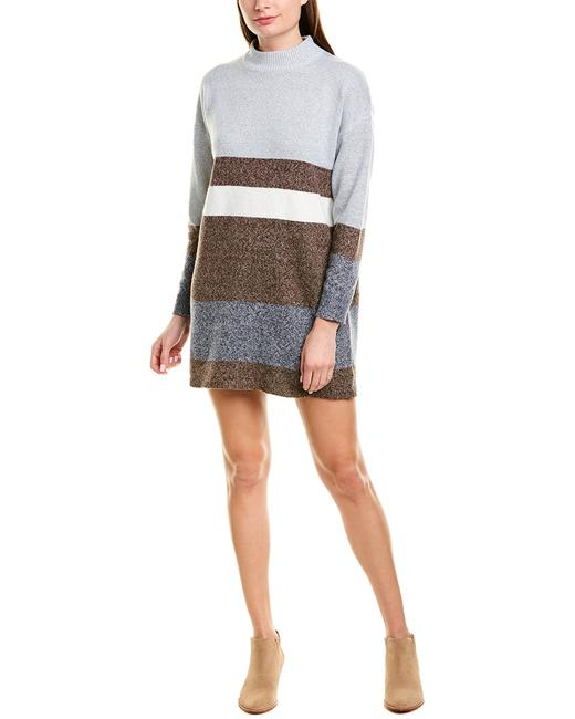 Item - Colorblocked Sweaterdress Nd31413 Sweater/Pullover