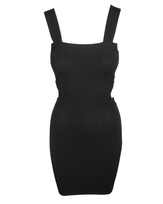 Item - Black Open -pre Owned Condition Excellent S Cocktail Dress