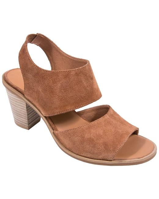 Andre Assous Pipa Suede Pipa-aa Sandals 13116212220004 Image 1