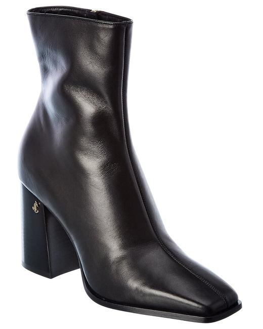Item - Leather Bryelle 85 Slq Black Boots/Booties
