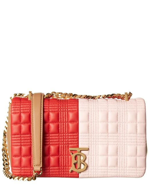 Item - Small Quilted Leather 8030245 Shoulder Bag