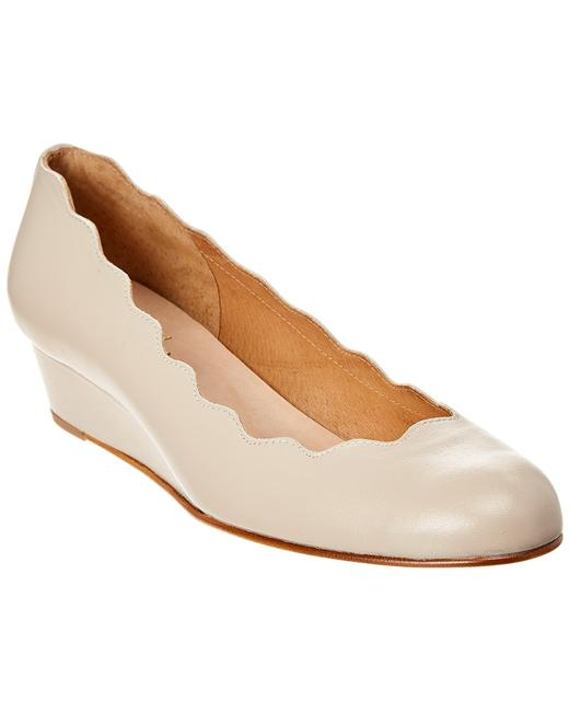 French Sole Leather Dickens Wedges 13110397370006 Image 1