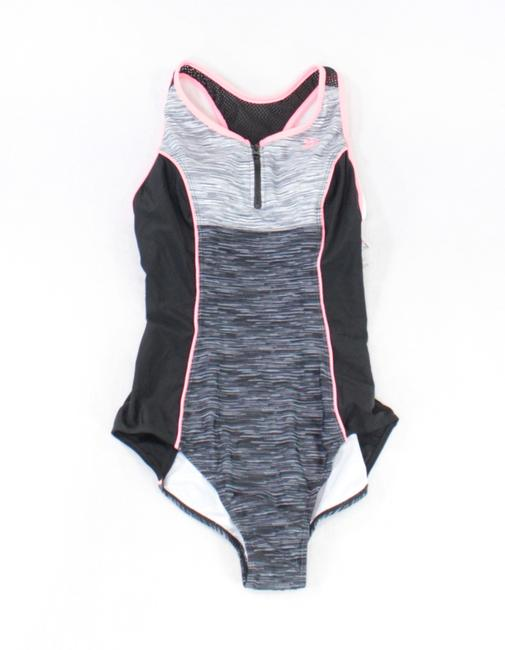 Item - Women's Swimwear Black Size Small S Space Dyed One-piece Bathing Suit