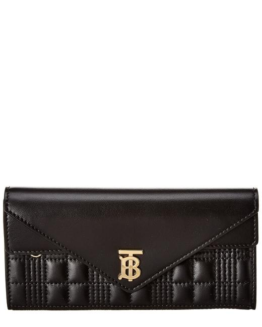 Item - Monogram Quilted Leather Continental Wallet 8022443 Accessory