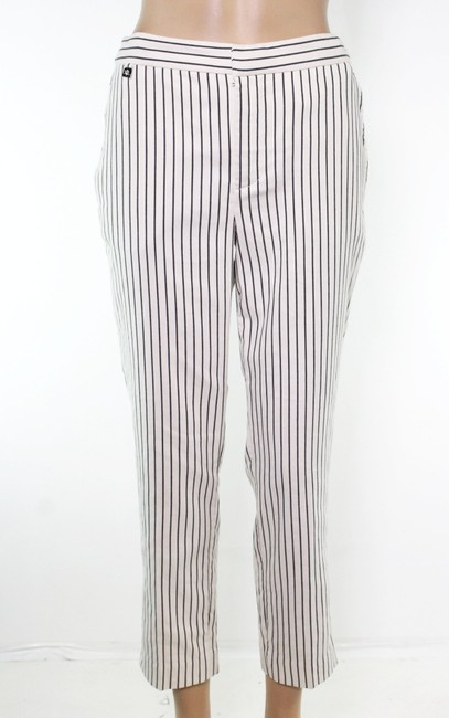 Item - By Women's White Ivory Size 10x25 Lycette Capris