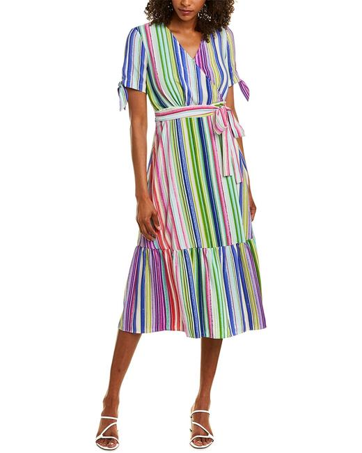 Maggy London Midi G4464m Short Casual Dress Maggy London Midi G4464m Short Casual Dress Image 1