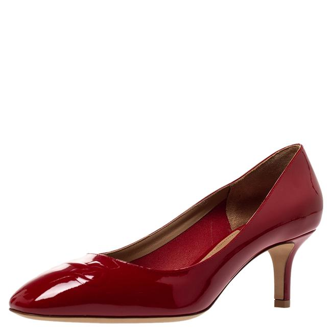Item - Red Patent Leather Size 38.5 Pumps