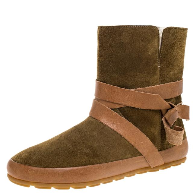 Item - Etoile Brown Suede Leather Nygel Ankle Size 36 Boots/Booties