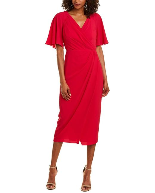 Maggy London Midi G4077m Short Casual Dress Maggy London Midi G4077m Short Casual Dress Image 1