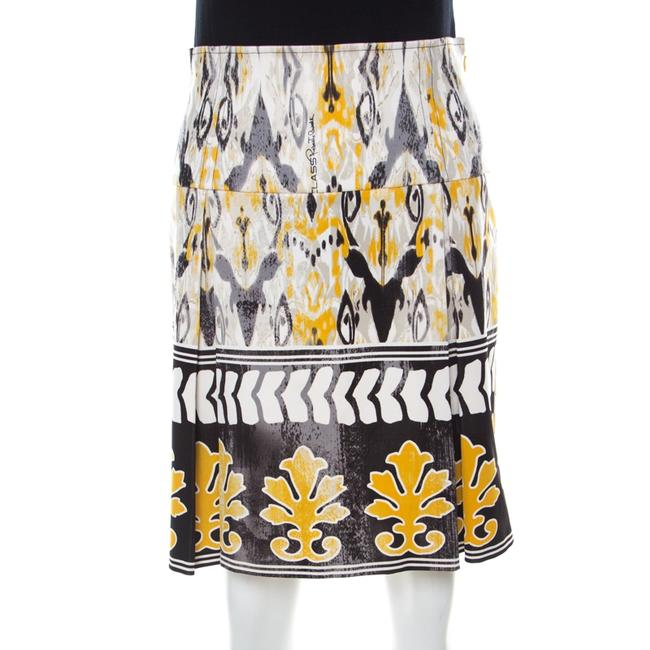 Item - Jersey By Roberto Multicolor Batik Printed Pleated Skirt
