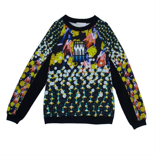 Item - Ruc Printed Cotton Sweater/Pullover