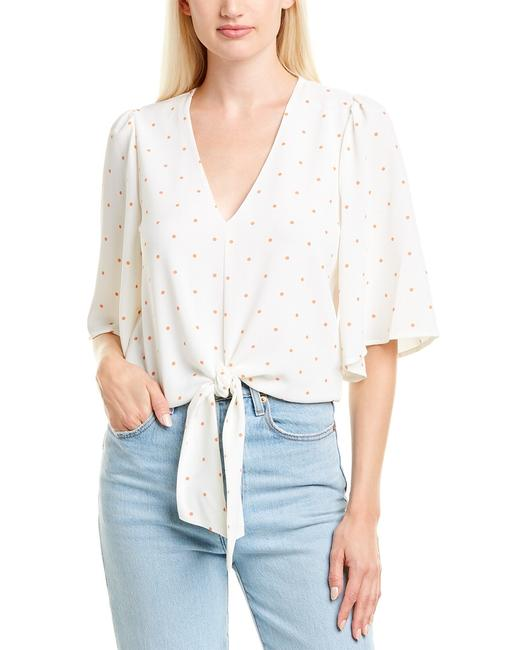Item - Flounce Top 8169062 Blouse