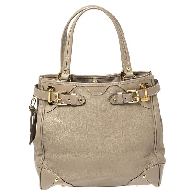Item - Majestueux Verone Suhali Leather Le Bag Tote