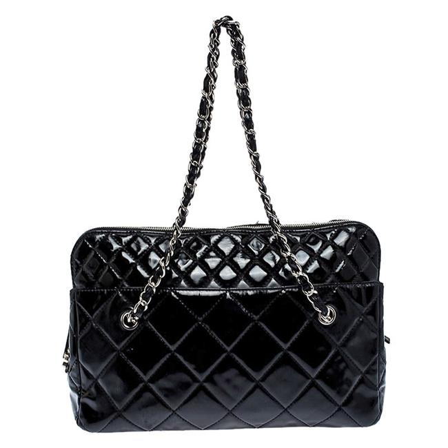 Item - Camera Patent Leather In The Business Shoulder Bag