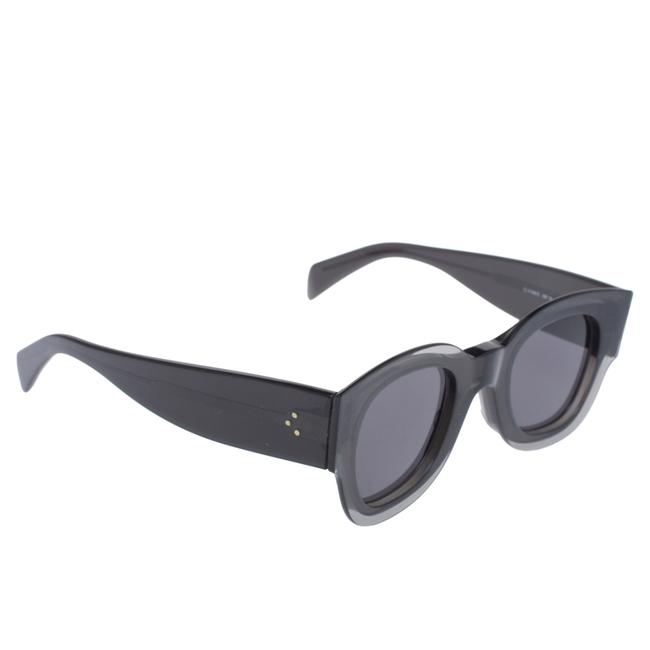 Item - Black/ Grey Cl41446/S Zoe Square Sunglasses