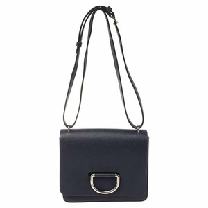 Burberry Leather Small D-ring Shoulder Bag