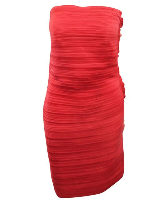 Item - Tube Pleated Bandage -pre Owned Condition Very Good Fr38 Cocktail Dress