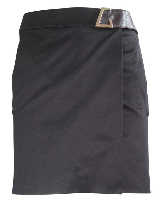 Gucci Black -pre Owned Condition Excellent It40 Skirt Gucci Black -pre Owned Condition Excellent It40 Skirt Image 1