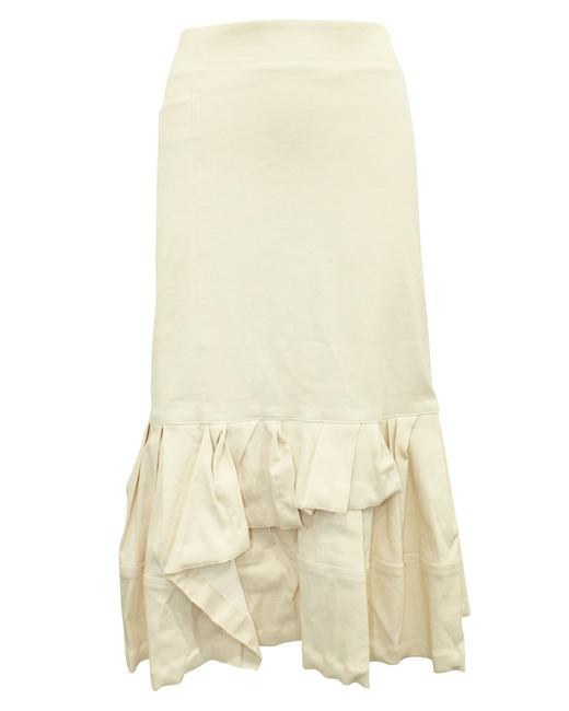 Item - Beige with Side Pocket -pre Owned Condition Excellent Skirt