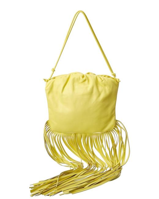 Item - The Fringe Leather 630363 V03f1 7421 Tote